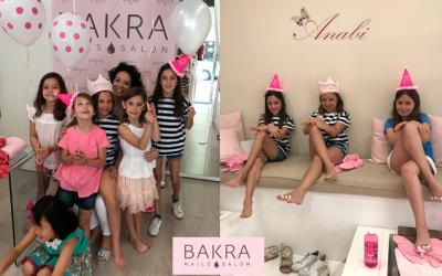 Un cumpleaños especial | Bakra Nails Salon