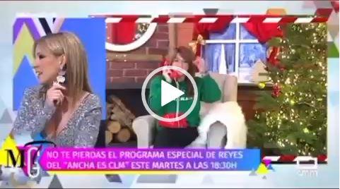 Los pendientes de ANABI en TV Castilla La Mancha Navidad 2020